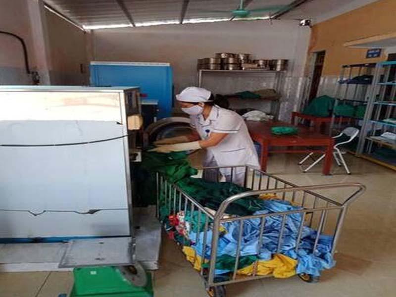 Dungcunhahangkhachsan – Địa chỉ sản xuất và cung cấp xe đẩy đồ vải uy tín
